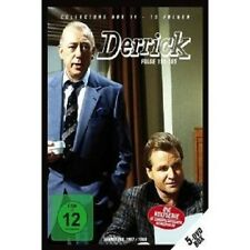 DERRICK COLLECTOR'S BOX 11 (EP.151-165) 5 DVD NEU