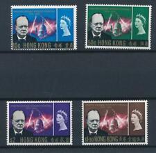 [313260] Hong Kong good set of stamps very fine MNH