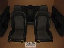 Audi A4 8K B8 S-Line Avant Sport Lederausstattung Alcantara Sitzheizung Sitze