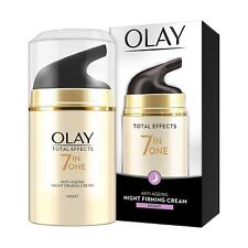 Olay Total Effects 7-In-1 Anti Aging Night Firming Treatment Skin Cream - 50 gm