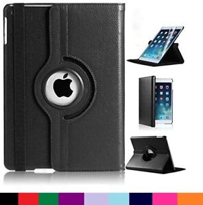 "New iPad 360 Stand Case Cover Fits Apple iPad 6th Generation 2018 9.7"" lot"