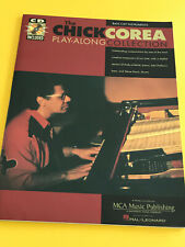 The Chick Corea Play-Along Collection, Bass Clef Instruments, Book/CD Set