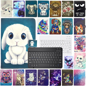 """For Samsung Galaxy Tab A 10.1"""" T510 (2019)/ T580 (2016) Case Cover with Keyboard"""