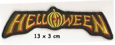 Helloween -  logo patch - FREE SHIPPING