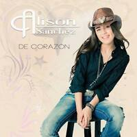 Alison Sanchez: De Corazon (CD) Usually ships within 12 hours!!!