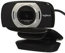 Logitech HD Webcam C615 Portable 1080p with Autofocus for PC & Mac
