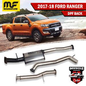 2017-2020 FORD Ranger 3.2L TD Magnaflow DPF-Back Exhaust System