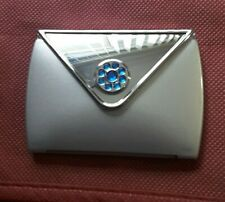 Conair Color Worx Jeweled Purse Standard and 3x Magnification compact mirror
