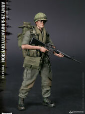 Pre-order DAMTOYS  1/12 Scale POCKET ARMY 25th Infantry Division Private PES004