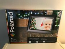 BRAND NEW Polaroid Digital Picture Frame 7 inch display PDF-700 NIB Free Ship!