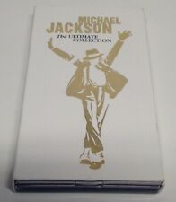 Michael Jackson: The Ultimate Collection CD Set