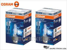 2x OSRAM D4S CBI COOL BLUE INTENSE 66440CBI HID XENON Bulbs Up to 6000K +20% 35W