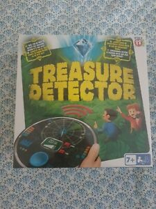 TREASURE DETECTOR ELECTRONIC GAME. COMPLETE