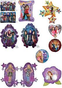 Disney Musicals Descendants Helium Balloons Party Ware Decorations Novelty Gift