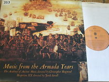 FS 1003/4 Music from the Armada Years / Hogwood / Savall 2 LP set