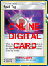 4X Spell Tag 190/214 Pokemon Online Card TCG PTCGO Digital Card