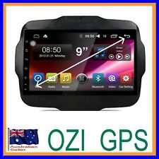 "10"" JEEP RENEGADE 15+ GPS APPLE CARPLAY ANDROID AUTO HEAD UNIT +CAMERA + TOOLS"