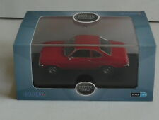 OXFORD DIECAST, VF002 `VAUXHALL FIRENZA 1800sl` IN FLAMENCO RED.SCALE 1/43 NEW.