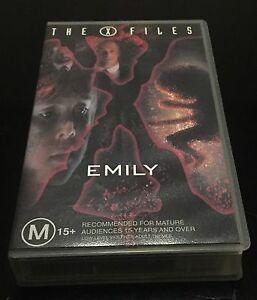 X-Files Emily [VHS]