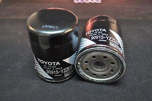 90915-YZZD3, Qty 3, Toyota Oil FIlters