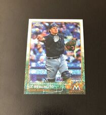 2015 Topps Chrome Update J.T. Realmuto RC #US398