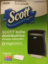 Scott Folded Towel Dispenser 14232 New In Box Great Buy For Your Biz Essentials