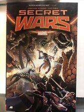 Secret Wars (2015) Marvel TPB SC Jonathan Hickman