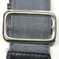 Worn Out Vintage Jean Denim Blue Jean Vintage Camera Strap Neck Strap (S0765-BC)
