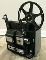 Bell & Howell Super 8 MM 467ZB Autol-oad Film Movie Projector Multi-Motion VTG