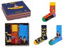 Happy Socks - Gift Box, Geschenkbox The Beatles - bunt / bunt - 36-40 + 41-46