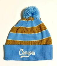 a434c2b2ca1 San Diego Chargers NFL Knit Beanie Womens Winter Hat Pom Top by Reebok A14
