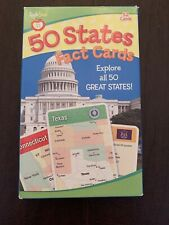 50 States Fact Cards by Apple Seed