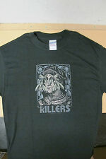 KILLERS Shirt M Original Merchandise USA