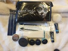 Kryolan Professional Make-up The Sugar Skull Kit Stage Make-up Halloween Costume