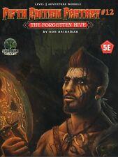 Goodman Games: 5E The Forgotten Hive Level 1 Adventure Module #12  (SC)