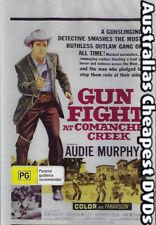 Gun Fight at Comanche Creek DVD Postage Within Australia Region All