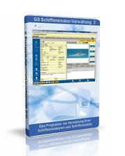 GS Schiffsminiatur-Verwaltung 2 - Software zur Verwaltung Ihrer Sammlung