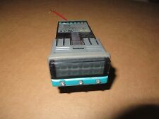 USED CAL CONTROLS CAL 3300 TEMPERATURE CONTROLLER USED!! W/PANEL COLLAR