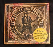 NEW The Live Anthology by Tom Petty & the Heartbreakers 4-CD BOX SET 2009
