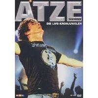 ATZE SCHRÖDER - DIE LIVE-KRONJUWELEN DVD COMEDY NEU
