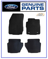NEW Genuine Ford Fiesta MK7 2008-2011 Tailored Fit Rubber Car Mats - Set of 4