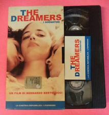Vhs Movie The Dreamers Dreamers Bernardo Bertolucci Republic (f204) No Dvd