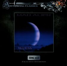 MAD ALIEN - TIME WAR  CD NEU