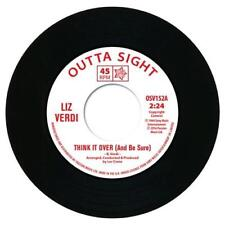 """LIZ VERDI Think It Over (And Be Sure) NEW NORTHERN SOUL 45 (OUTTA SIGHT) 7"""""""