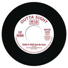 """Liz Verdi y réfléchir (et Assurez-vous) New Northern Soul 45 (Outta vue) 7"""""""
