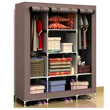 FOLDING WARDROBE STORAGE ALMIRAH A- 3 YEZ SHOPPY BEST QUALITY NON WOVEN FABRIC