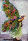"""ACEO ATC Signed Art Print """"Twinkle"""" Garden Fairy Artist Trading Card FREE Ship"""