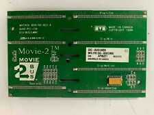 MATROX Movie-2 620-01 REV:A Triple PCI-ISA DIG-BUS/LMBK BMB Module
