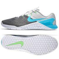 Nike Metcon 3 Pure Platinum/Blue Fury/White 852928-014 Men's Training Shoes