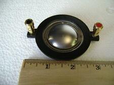 Diaphragm For Behringer, Gemini, Harbinger, Cerwin Vega Driver 34.4mm 8 ohm